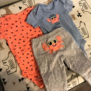 Other - Bundle baby boys 10 outfits